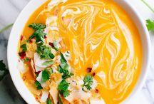 Zelf maken: smulsoep / Wist je dat onze groentespecialisten zelf ook heerlijke soep verkopen? Kijk maar eens bij:  http://houten.regiovers.nl/zoeken?utf8=%E2%9C%93&search=soep