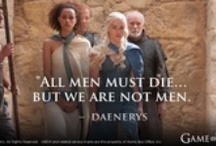 Game of Thrones - You pin or you die / This is my Game of Thrones Pinterest. You pin or you die.