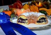 """Award Winning Recipes / Gracehill Bed and Breakfast, winner three years in a row of Inn Traveler's """"Best Scenic View from a B&B in the U.S."""". We border the Great Smoky Mountains National Park, and are the highest home in the county, with a 360-degree view. Your privacy is second only to the view."""