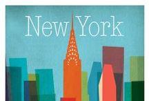 NYC / Lugares / by Regina França