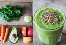 Over superfood en recepten / Om gezond te blijven hebben we een onafgebroken stroom aan antioxidanten nodig. Planten blijken een goudmijn aan antioxidanten te bevatten!