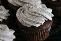 """Desserts and Delights / """"Everything in moderation…including moderation."""" ~ Julia Child  Fix that sweet too with our collection of dessert recipes and ideas."""