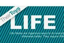 Hacks / Pins to make life easier