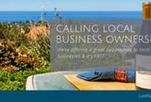 Local Business Spotlight / North County San Diego Business Owners can get a free listing on our website!