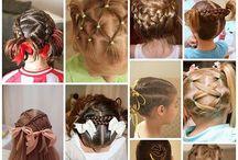 Ideer til hår