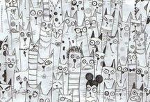 Doodle og zentangle