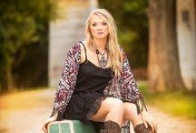 Senior Portraits / Amanda Freeman Photography. Houston Area Senior Portrait Photographer