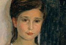 arte - Gustav Klimt (1862-1918) / arte - pittore austriaco