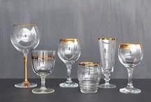 I N V E N T O R Y / tableware rentals, glasses, vintage glassware, plates, table settings