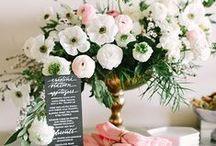 B A R O Q U E / baroque style, event design, glamorous weddings, cakes, table settings, tablescapes