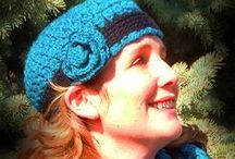 Knit and Crochet Hats & Scarves / Beautiful, hand crocheted hats and scarves - great for gift giving or for yourself!