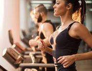 Fitness: Walk, Run/ Caminar, Correr