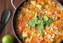 Food: Sopas, potajes, cremas /Soups, stews