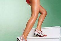 Fitness: Legs, thighs/ Piernas, muslos