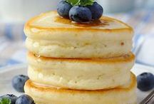 Food: Pancakes, Crepes, Waffles