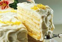 Food: Bizcochos, Tartas, Pasteles /Cakes