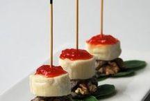Food: Aperitivo /Appetizer, Snack