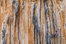 Escalade Datça, Turquie / Un nouveau spot de grimpe qui va faire parler... #datcaclimbing #grimpisme #bealropes #chillaz Sur le blog : http://www.escalade.pro/news/datca-turquie/