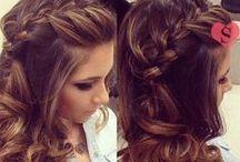 Cabello: Peinados /Hairstyles / Hazlo!