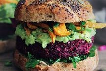 Food: Hamburguesas /Burgers