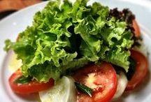Food: Ensaladas/ Salads