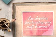 Etsy Selling Tips / Whether you're thinking of starting an Etsy Shop or are already a seller looking for a boost, here you can find advice and ideas to turn your passion into a money-making hobby!