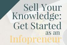 Solopreneur Tips for Success / Solopreneur Tips and Solopreneur Quotes to Help You Make the Most of Your Solo Business (and take care of yourself along the way!).