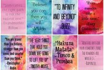Quotes n backgrounds / PENGALENGALENG