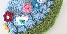 Crochet Baby Hat Patterns / This board is full of ideas for baby hat crochet patterns free on the internet.