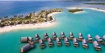 Fiji - Marriott Resort Momi Bay / The latest luxury resort to be launched in Fiji the Marriott Resort Momi Bay is overwater luxury in Fiji at its best.