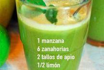 Food: Bebidas Medicinales