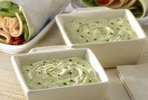 Food: Salsas-Mayonesas