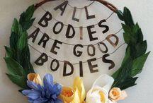 self love/self care / love yourself > skinny / by Celeste G.
