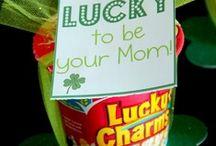 Feelin' Lucky...St. Pat's / by Kristie Irvin