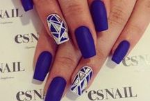 Nails <3 / by Elizabeth Angleson