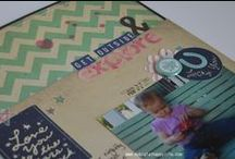 Paper Crafts / #scrapbooking #project life