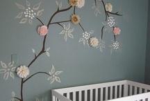 Nursery Decor / by Jessica Louwerse