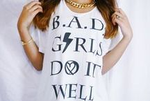 B.A.D. Girl Style / Personal Style Shots We Love!