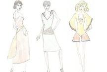 My Fashion Drawings