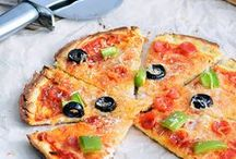 Pizza Recipes / Homemade pizza isn't as hard as you think. Get creative with these yummy pizza recipes.