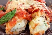 That's Italian! / by Ginny Ellis