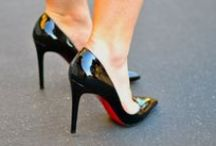 SHOE LOVER / My favorite fashion accessory :)