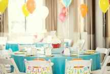 event planning: kids' birthdays