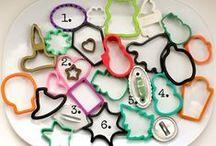 cookie cutters / by Diana Ortega