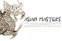 Asain Masters Exhibtion / Asian Masters Exhibition Wally Findlay Galleries, Palm Beach February 2015