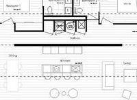 Shipping Container Homes / Plans, photos and information for building and living in a home made out of old shipping containers.