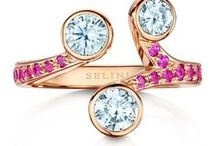 Jewellery - Precious Gemstones / Fine jewellery incorporating precious gemstones.