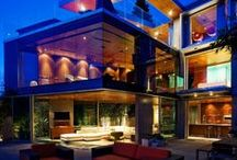 Dream Home Designs / Beautiful homes, large and small. Whatever your dream design, you'll find them here.