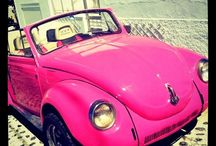 Bugaboo- VW beetle inspiration. / Inspiration and ideas for doing up a vintage classic VW beetle.