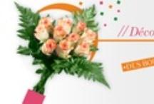 Offres et promotions / Les offres spéciales et promotions de la boutique en ligne Des Fleurs Pour Tous. / by Des Fleurs Pour Tous